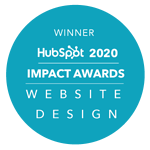 HubSpot Impact Awards 2020 - Website Design | Inbound FinTech