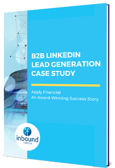 B2B LinkedIn lead generation case study