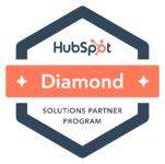 HubSpot Diamond Partner Agency - badge | Inbound FinTech