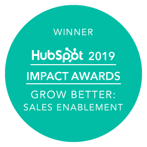 IFT-Awards-banner-HubSpot-Grow-Better-Sales-Enablement-2019