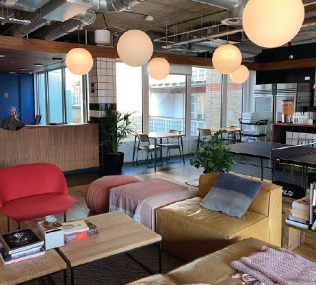Inbound FinTech office | Inbound marketing agency in London