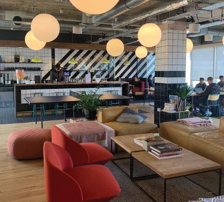 Inbound FinTech London office | Inbound marketing agency