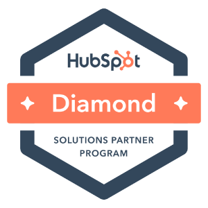 HubSpot Diamond Partner Badge | Inbound FinTech