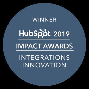 IFT-Awards-banner-HubSpot-Grow-Better-Integration-2019