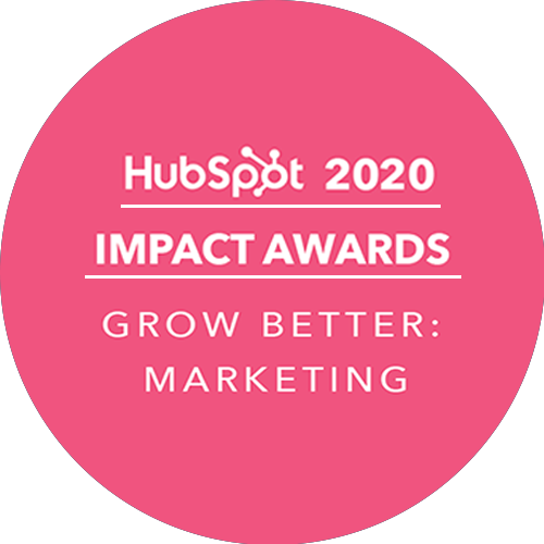 IFT-HubSpot-Impact Award 2020 - Marketing